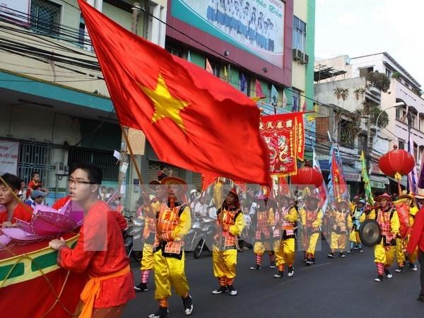Casi tres millones de turistas extranjeros visitan Ciudad Ho Chi Minh hinh anh 1