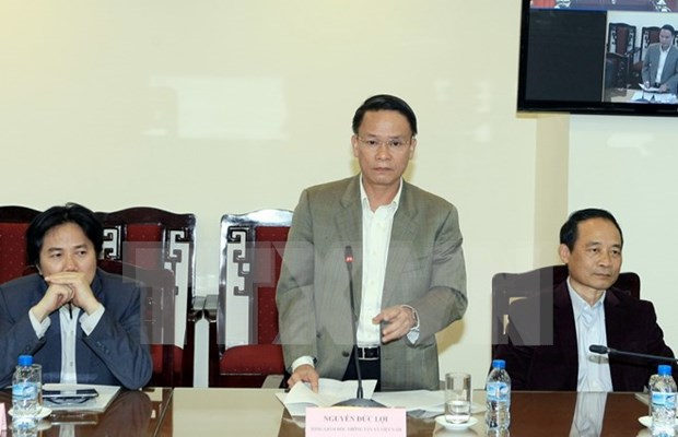 Establecen nuevas corresponsalias regionales de VNA en el extranjero hinh anh 1