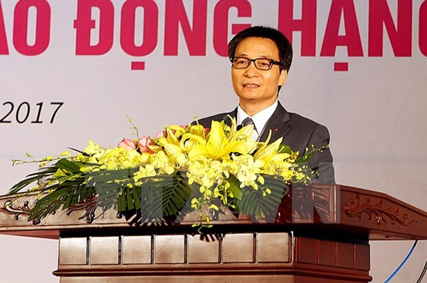 Vietnam prioriza formacion del personal para el turismo, afirmo vicepremier hinh anh 1
