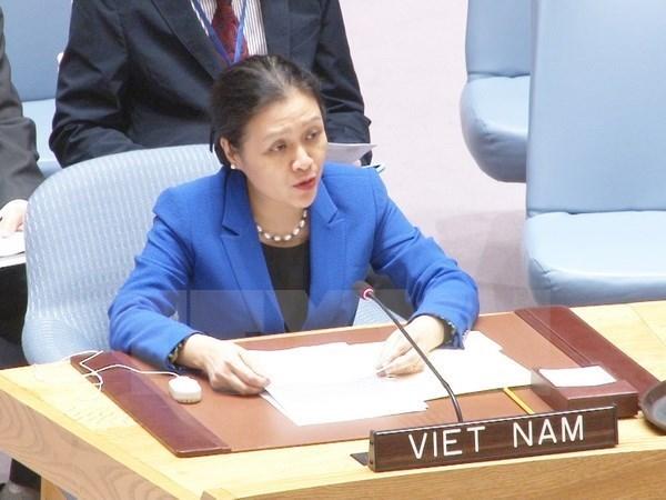 Destaca Vietnam significado de aprobacion de tratado para prohibir armas nucleares hinh anh 1