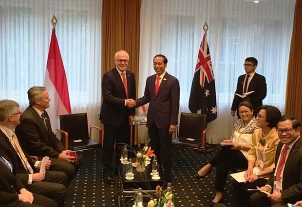 Indonesia y Australia acuerdan completar CEPA a fines de 2017 hinh anh 1