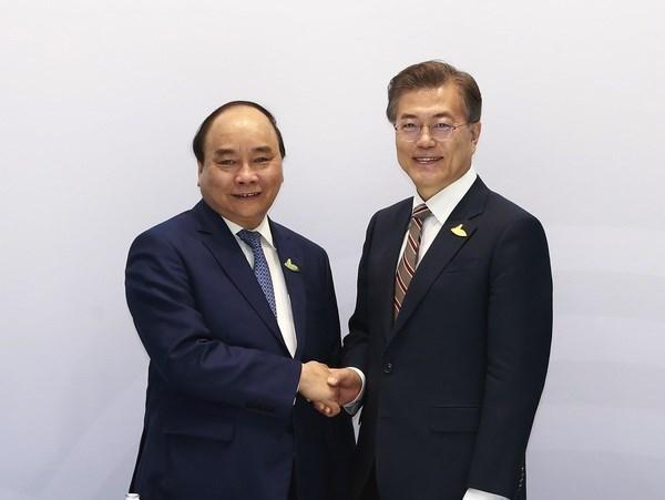 Vietnam por robustecer cooperacion con Sudcorea y Australia hinh anh 1