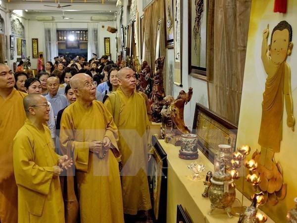 Inauguran en Vietnam seminario internacional sobre cultura y religion hinh anh 1
