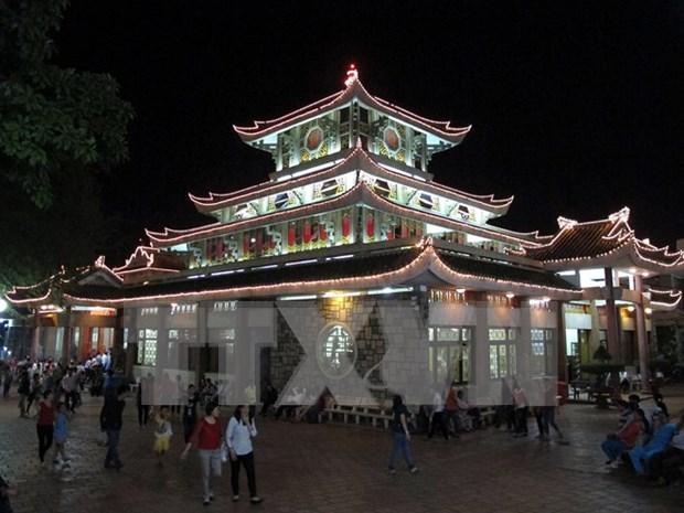 Provincia sudvietnamita atrae a mas de seis millones de visitantes hinh anh 1