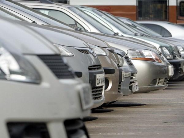 Venta de automoviles en Vietnam registra leve aumento en junio hinh anh 1
