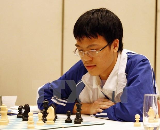 Gran maestro de ajedrez vietnamita participara en evento St. Louis Rapid & Blitz hinh anh 1
