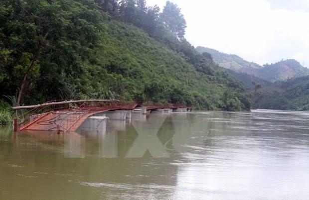 Fuertes lluvias continuaran en region montanosa norvietnamita hinh anh 1