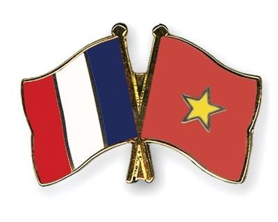Conmemoran en Vietnam Fiesta Nacional de Francia hinh anh 1