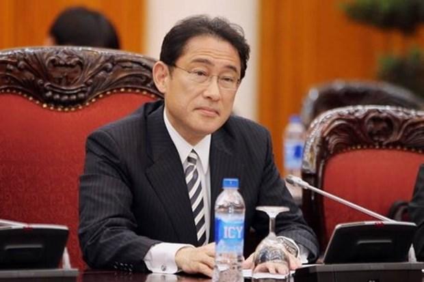 Japon aspira a fortalecer cooperacion con ASEAN hinh anh 1
