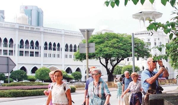 Malasia registra gran incremento de solicitudes de visas electronicas de China e India hinh anh 1