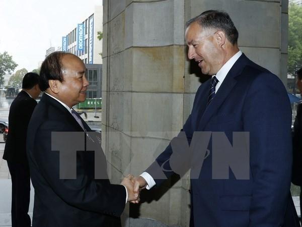 Vietnam y Paises Bajos buscan profundizar lazos en enfrentamiento a cambio climatico hinh anh 1