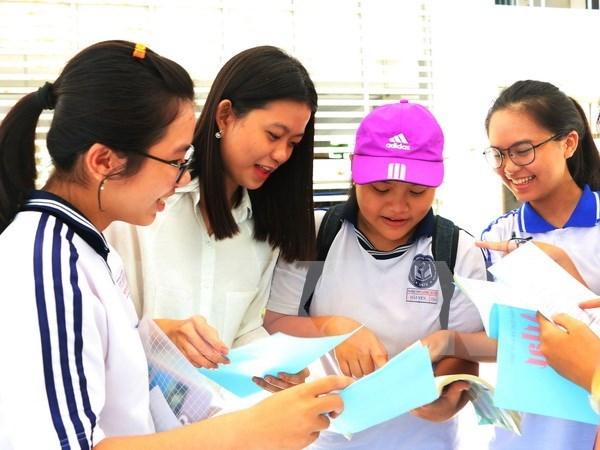 Japon asiste a Ciudad Ho Chi Minh en formacion vocacional para la industria hinh anh 1