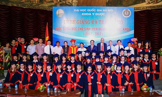 Inauguran en Vietnam campamento cientifico Odessey ASEAN+3 hinh anh 1