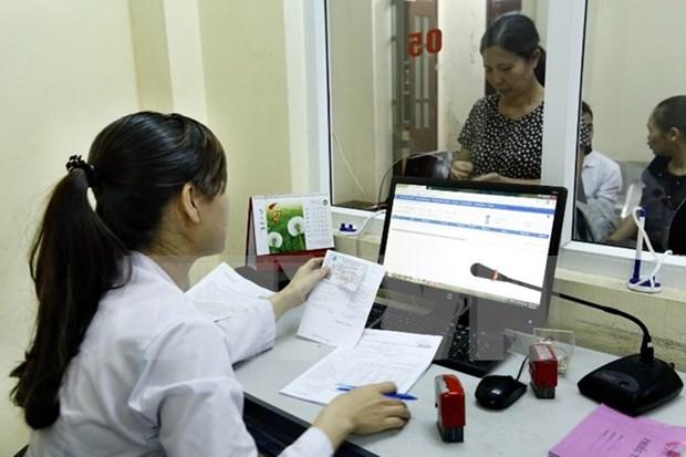 Vietnam y Japon cooperan en sector de seguro de salud hinh anh 1