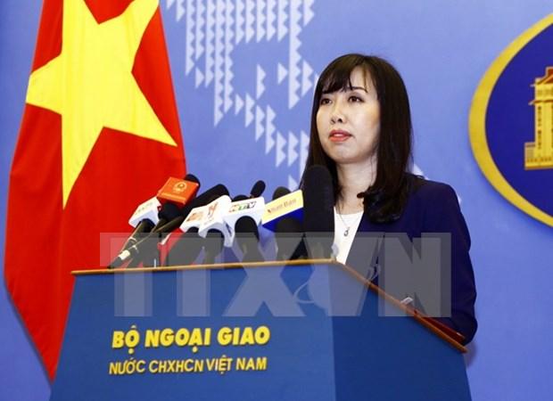 Cancilleria confirma la muerte de ciudadano vietnamita en Filipinas hinh anh 1