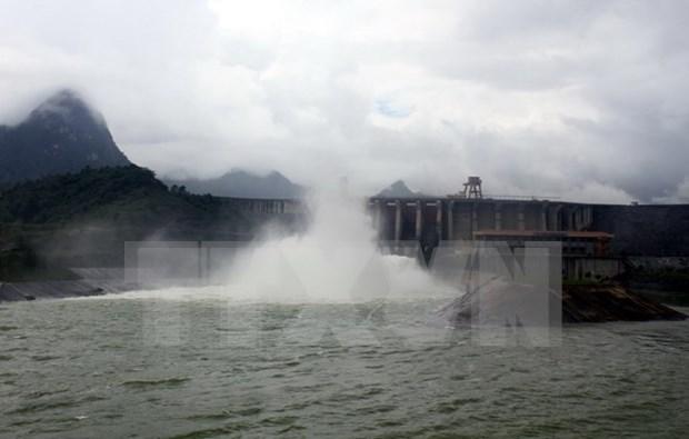 Finaliza proyecto de ampliacion de planta hidroelectrica de Thac Mo hinh anh 1