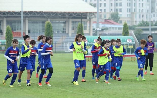 Futbol de Vietnam busca coronarse en SEA Games 29 hinh anh 1