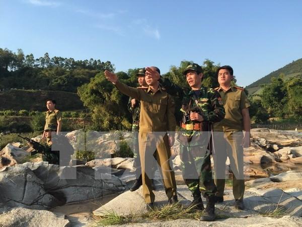 Vietnam y Laos celebraran primer intercambio amistoso de defensa fronteriza hinh anh 1