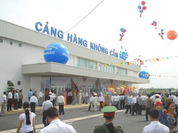 Can Tho abrira nuevas rutas aereas nacionales e internacionales hinh anh 1