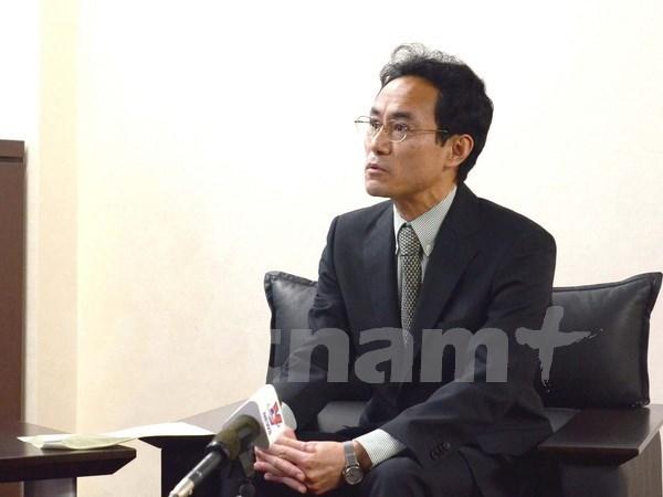 Destaca Japon esfuerzos de Vietnam como sede de Cumbre eventos del APEC hinh anh 1