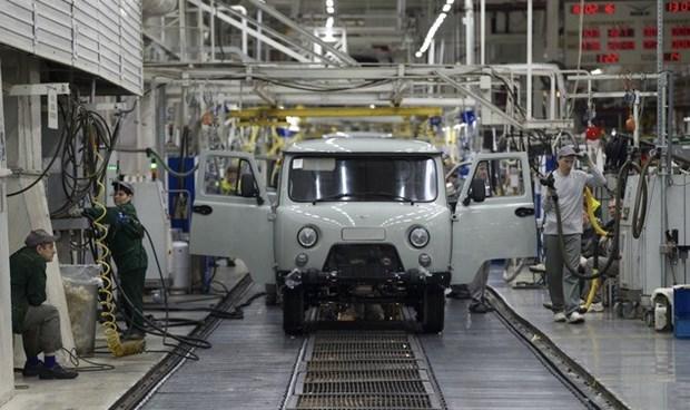 Fabricante ruso Sollers realizara ensamblaje de autos en Vietnam en 2018 hinh anh 1