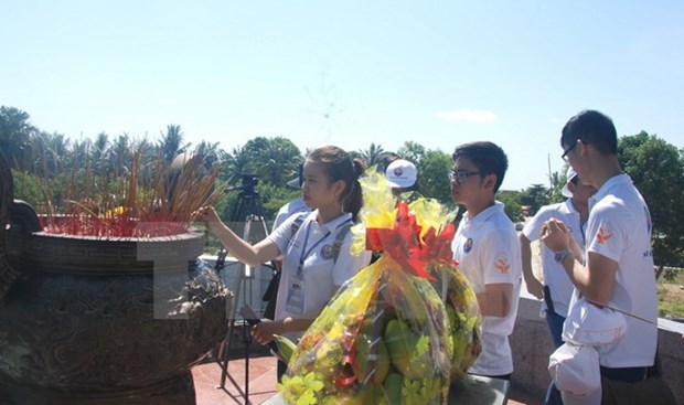 Requiem por martires vietnamitas caidos en Quang Tri hinh anh 1
