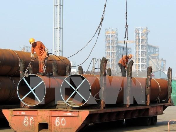 Exportaciones de Singapur aumentan 8,2 por ciento en junio hinh anh 1