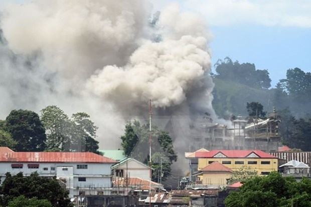 Filipinas impulsa establecimiento de region islamica autonoma hinh anh 1