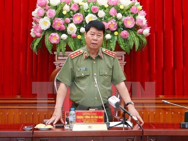 Vietnam y Tailandia fomentan cooperacion en seguridad y politica hinh anh 1