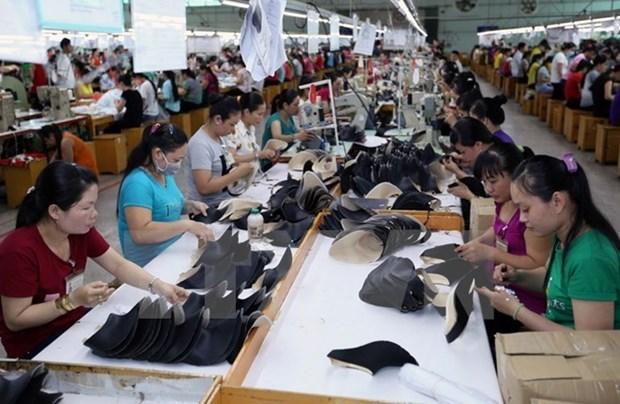 Estados Unidos es mayor mercado receptor de calzado de Vietnam hinh anh 1