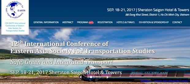 Celebraran en Vietnam conferencia internacional sobre transporte en Asia Oriental hinh anh 1