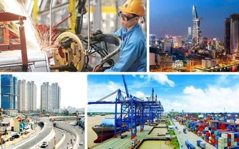 Vietnam por lograr la meta de crecimiento del 6,7 por ciento en 2017 hinh anh 1