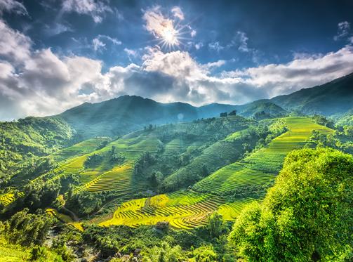 Periodico de EE.UU. recomienda 12 experiencias turisticas para explorar Vietnam hinh anh 1