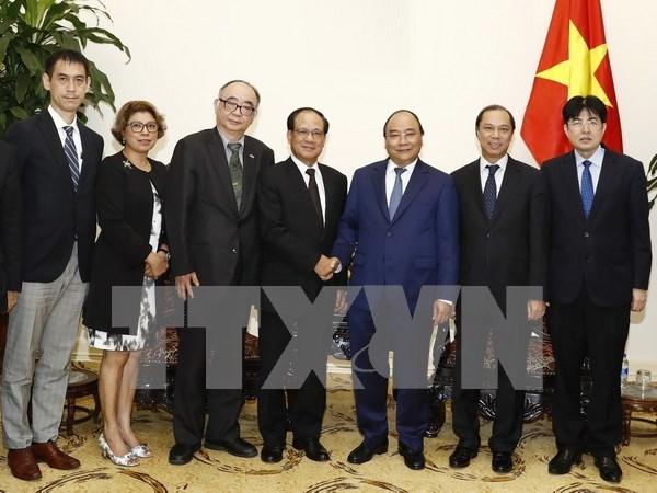 Vietnam seguira siendo miembro responsable de ASEAN, afirma primer ministro hinh anh 1