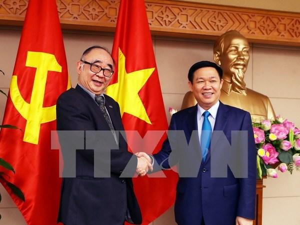Vietnam busca medidas para el desarrollo economico nacional y regional hinh anh 1
