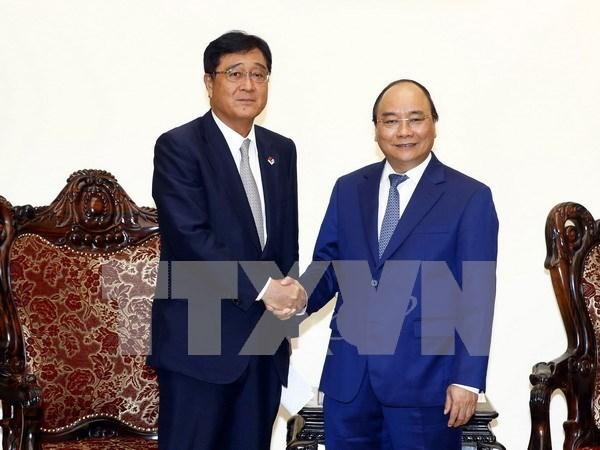 Vietnam favorece inversiones foraneas en industria automotriz hinh anh 1