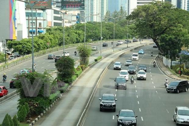 Indonesia alcanza superavit comercial en junio hinh anh 1