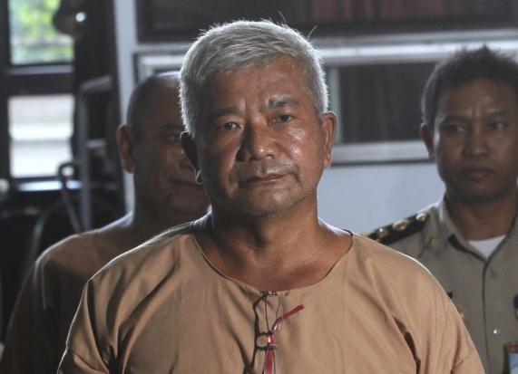Concluye en Tailandia juicio a involucrados en red de trafico humano hinh anh 1