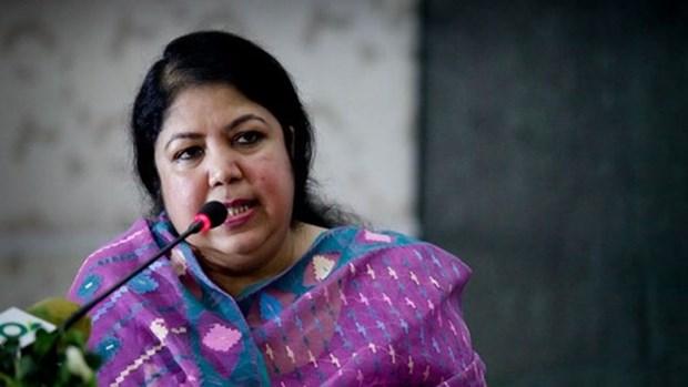 Presidenta de Asamblea Nacional de Bangladesh visita Vietnam hinh anh 1