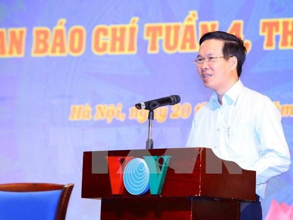 Partidos Comunistas de Vietnam e Italia fortalecen colaboracion hinh anh 1