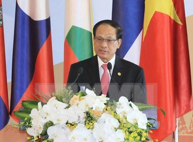 ASEAN continua politica de apertura, afirma su secretario general hinh anh 1