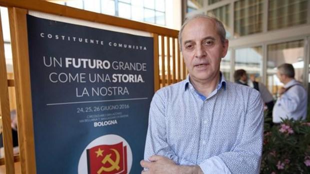 Dirigente del Partido Comunista de Italia visita Ha Giang hinh anh 1