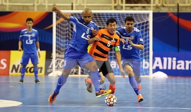 Inauguran Campeonato Asiatico de Futsal a nivel de clubes en Vietnam hinh anh 1