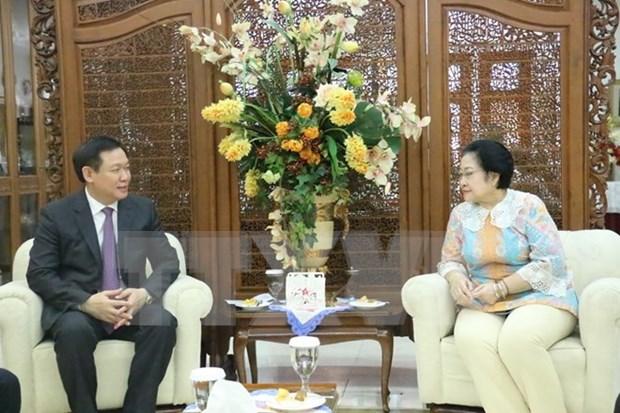 Vietnam e Indonesia refuerzan sus relaciones de asociacion estrategica hinh anh 1