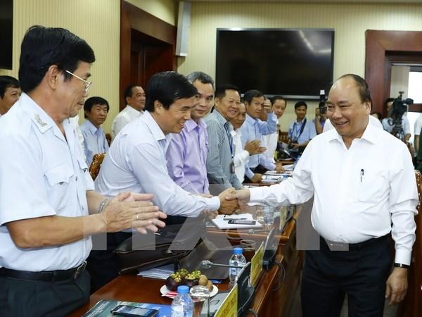 """Premier vietnamita: """"Ba Ria-Vung Tau debe competir con Singapur"""" hinh anh 1"""