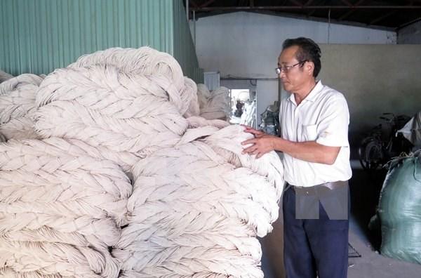 DOC termina pesquisa de medidas antidumping a fibras de poliester vietnamitas hinh anh 1