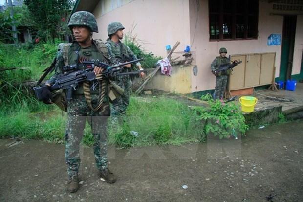 Filipinas prorroga ley marcial para proseguir lucha contra terrorismo hinh anh 1