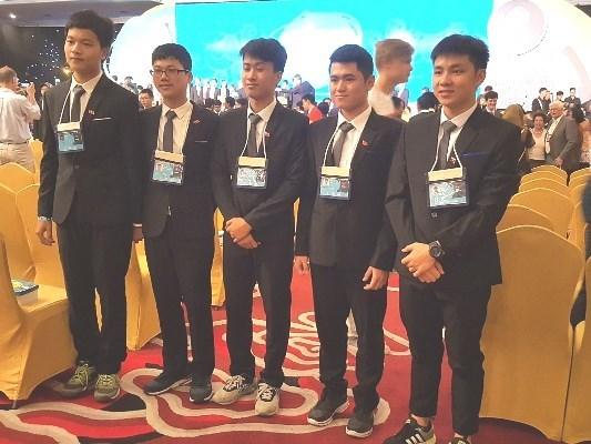 Vietnam obtiene mejores resultados en Olimpiada Internacional de Fisica hinh anh 1