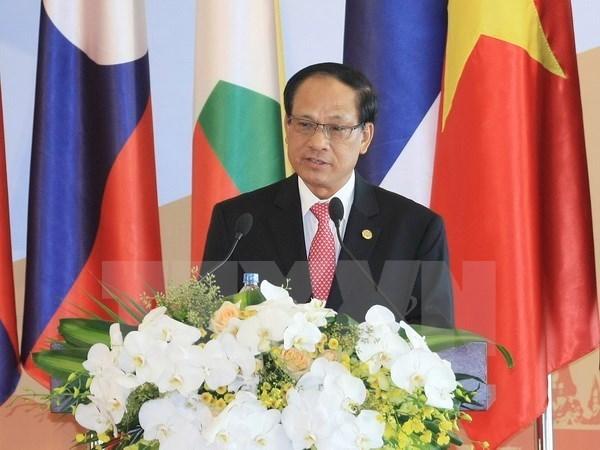 Noruega y ASEAN robustecen relaciones de cooperacion hinh anh 1