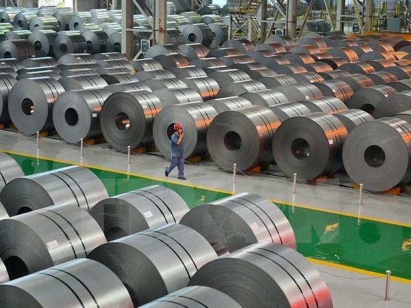 Australia suspende parcialmente investigacion antidumping contra acero zincado vietnamita hinh anh 1